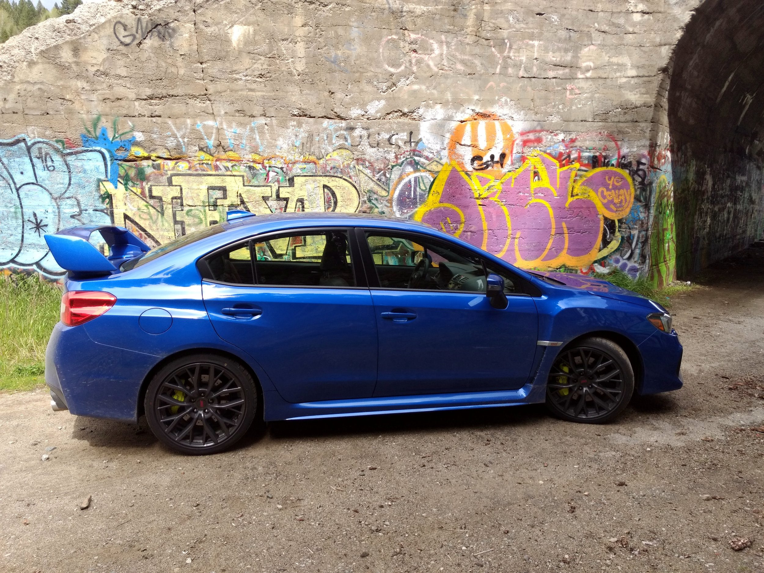2018 Subaru Wrx Sti Review Autoguide Com News