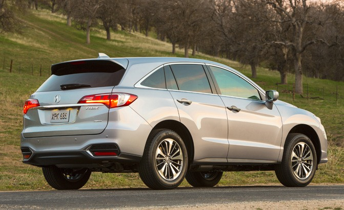 Pricing for 2018 Acura RDX Released » AutoGuide.com News