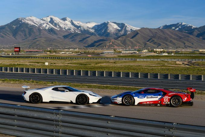 5 things you definitely don't know about the ford gt