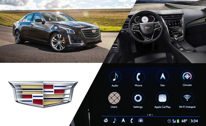 Cadillac's new user experience