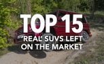 The Only 15 'Real' SUVs Left on the Market