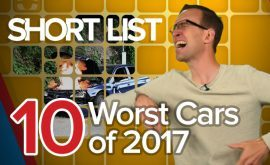 10 Worst Cars of 2017: The Short List