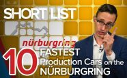 Top 10 Fastest Cars on the Nurburgring: The Short List