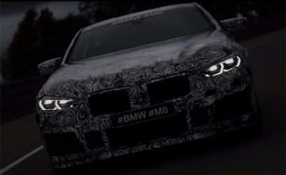 The BMW M8 is Real and Here's Proof
