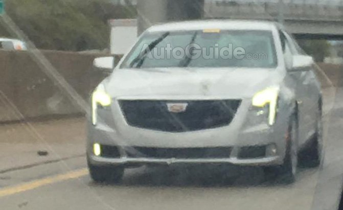 2018 cadillac limousine.  limousine cadillac xts spied showing off its new facelift inside 2018 cadillac limousine p