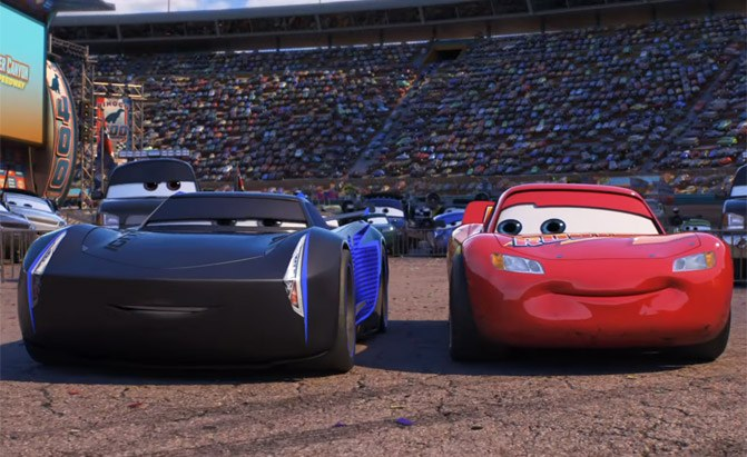 Latest Cars 3 Trailer Shines The Spotlight On Lightning