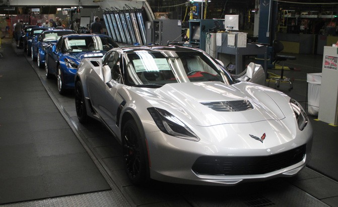 Cheap Car Insurance For Teens >> Chevy Halting Plant Tours to Keep the New Corvette a ...