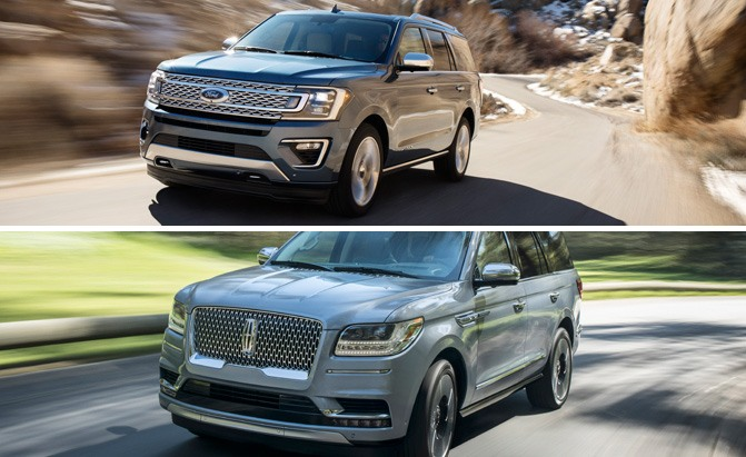 ford expedition lincoln navigator