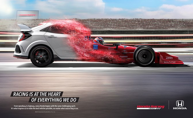 Honda Launches New Race Inspired Ad Campaign 187 Autoguide