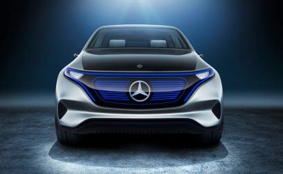 Mercedes EQ Electric Crossover to be Built in Alabama