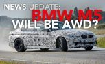 BMW M5 Details, Lamborghini Urus Spied, 2018 Jeep Wrangler Engine Info and More: Weekly News Roundup Video