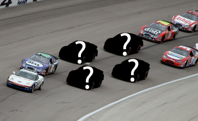 5 strangest nascar cars of all time