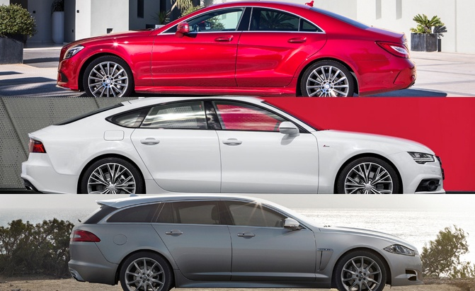 Time to Define What is a Sportback Shooting Brake and 4-Door Coupe & Time to Define: What is a Sportback Shooting Brake and 4-Door Coupe ...