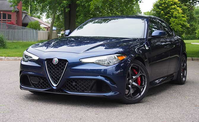 2017 alfa romeo giulia quadrifoglio review news. Black Bedroom Furniture Sets. Home Design Ideas