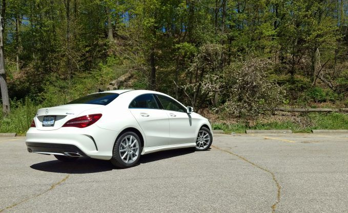 2017-mercedes-cla-250-4matic-review-rear3q-low-wide