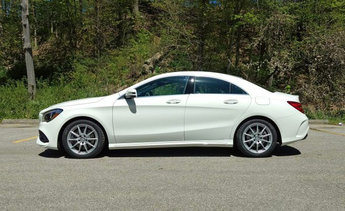2017-mercedes-cla-250-4matic-review-side-profile