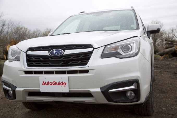 New 2017 Subaru Forester Limited Review  AutoGuidecom News