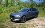 2017 Volvo V90 Cross Country Review
