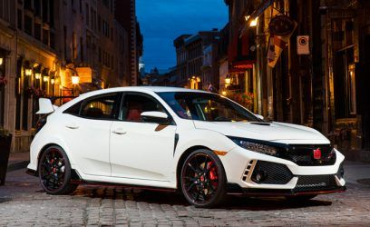 Here's Why People Are So Excited About the Honda Civic Type R