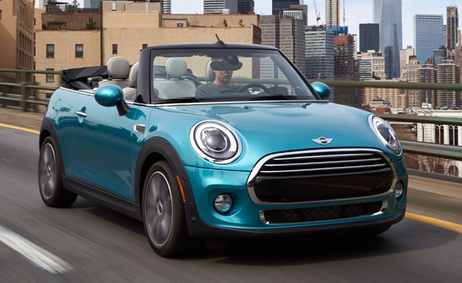 2017 Mini Convertible Lastly The 2018 Cooper