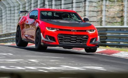 Chevy Camaro ZL1 1LE Might Be the Fastest Car GM Has Ever Made