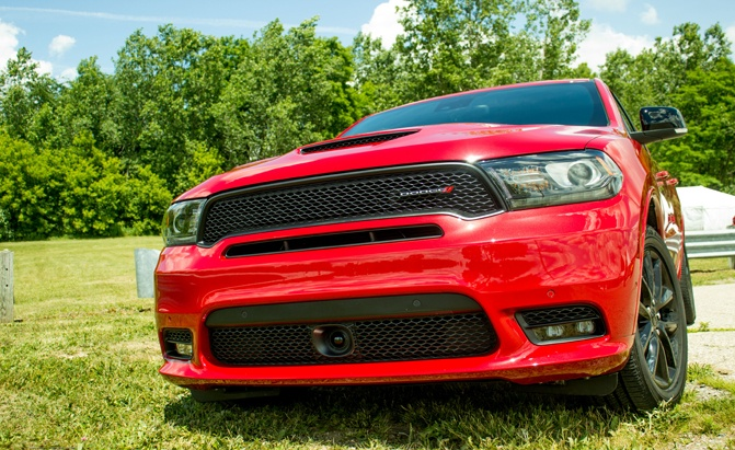 Ram Rt For Sale >> 2018 Dodge Durango R/T Gives You SRT Show Without the Go » AutoGuide.com News