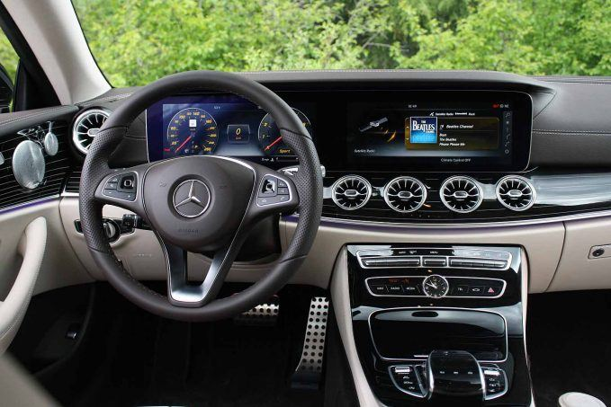 2018-mercedes-benz-e400-coupe-review-interior