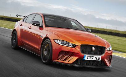 Jaguar XE SV Project 8 Packs a Nearly 600-HP Punch
