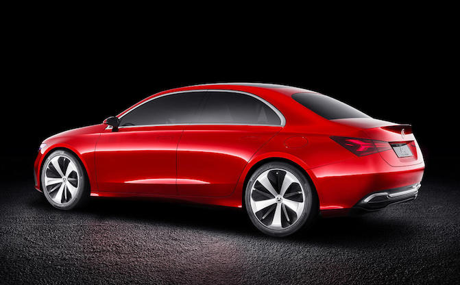new mercedes a class will likely arrive in north america. Black Bedroom Furniture Sets. Home Design Ideas