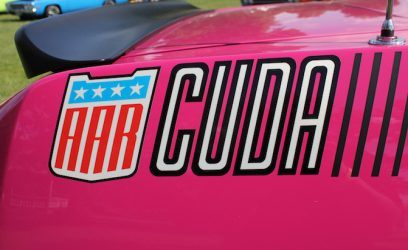 FCA Files Trademark Application For 'Cuda' Name