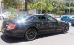 Bentley Flying Spur Finally Spied Testing New Body