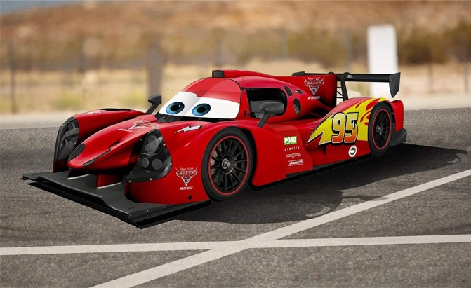 race team to run lightning mcqueen themed livery news. Black Bedroom Furniture Sets. Home Design Ideas