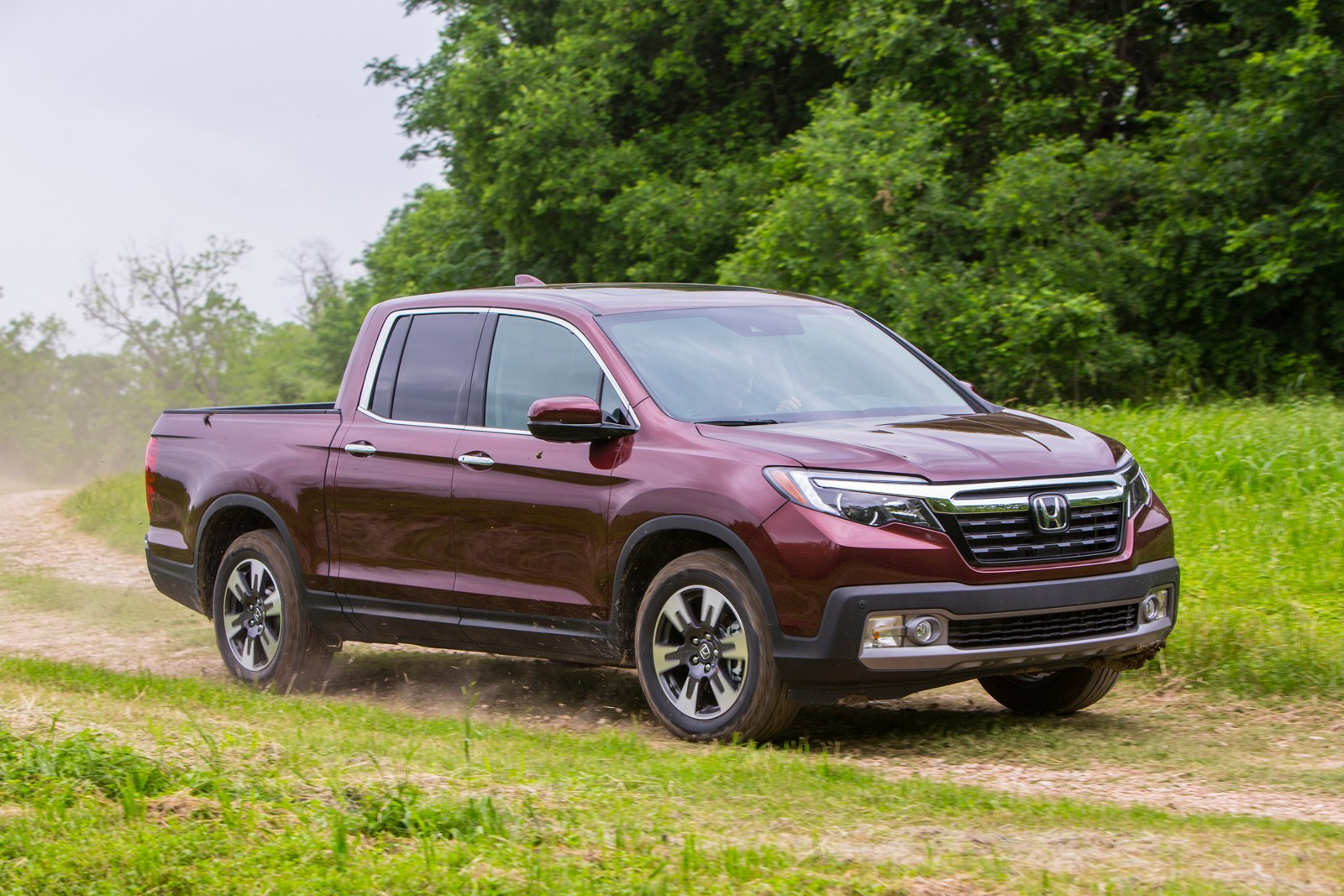 The Most American Made Car From Honda Is Ridgeline Pickup Truck Built In Lincoln Alabama Was Not On List Last Year