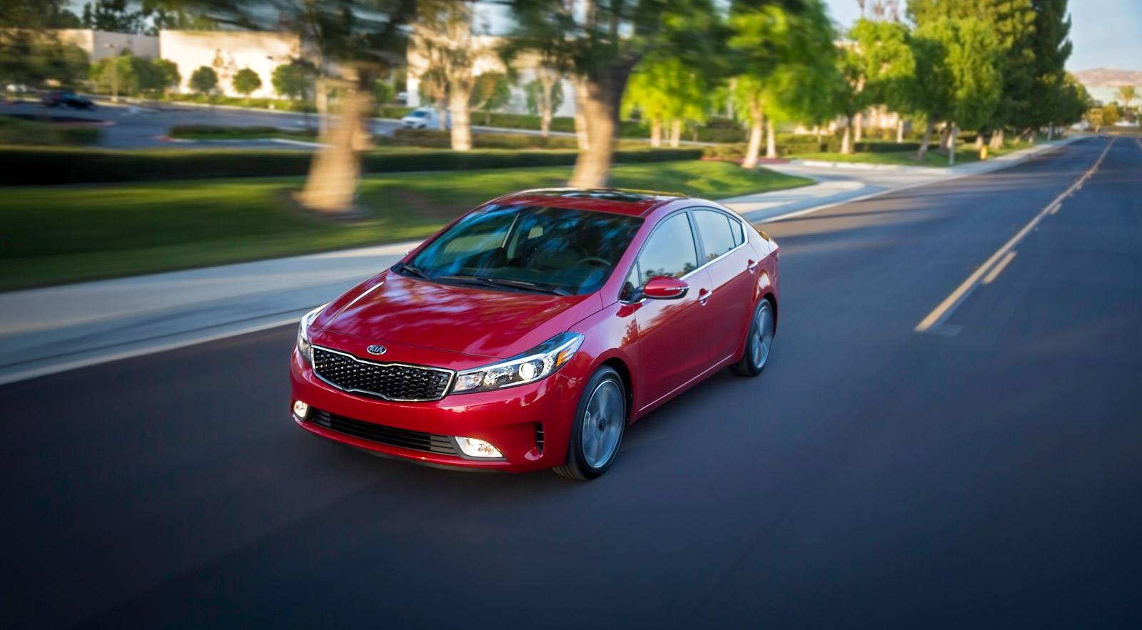 This Year Kia Had Numerous Highest Ranked Vehicles With The Forte Taking Crown For Compact Car Segment Tying Second Place Are
