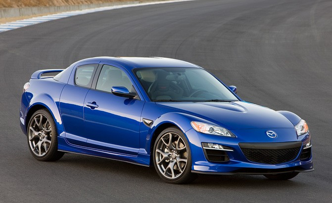 Mazda Rx 8 Affected By Two Separate Recalls