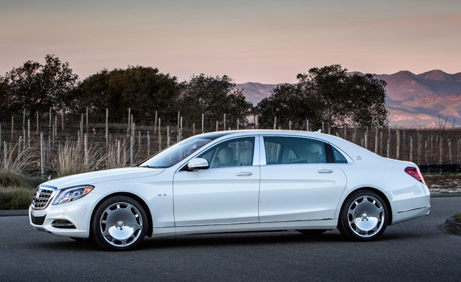 Mercedes Maybach S Class Sedan Finally Getting The Big Amg