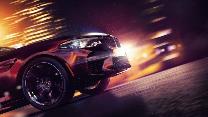 need for speed payback bmw m5 art