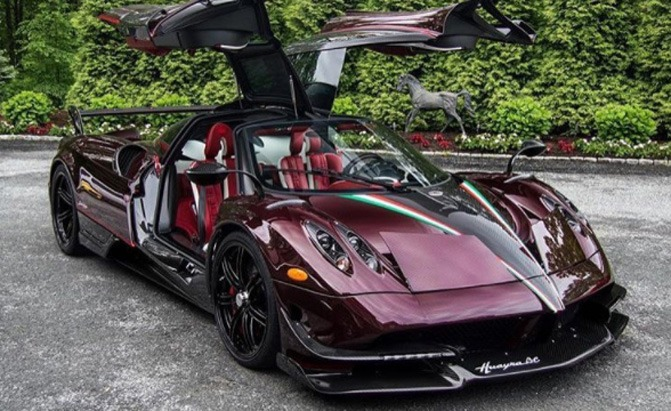 Who Is This Pagani Huayra Bc Owner And Can We Have Their Life 187 Autoguide Com News