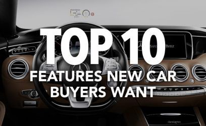 Top 10 Features New Car Buyers Want