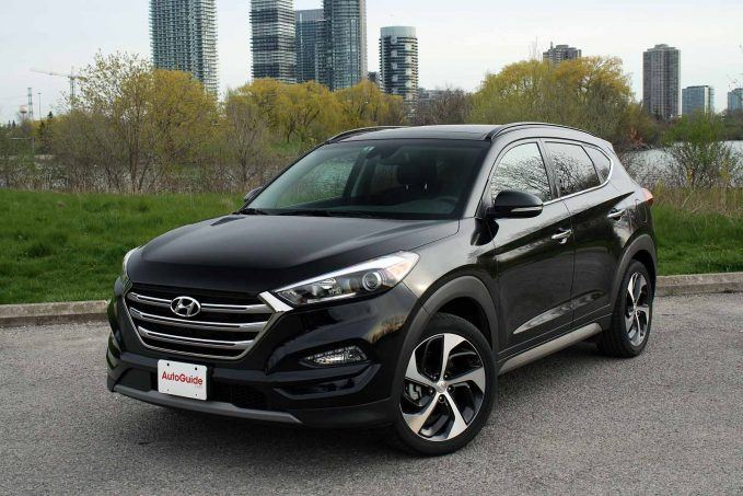 2017 Honda Cr V Vs Hyundai Tucson Comparison 2018 2019