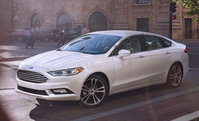 Ford Recalls Various Models To Replace Torque Converters