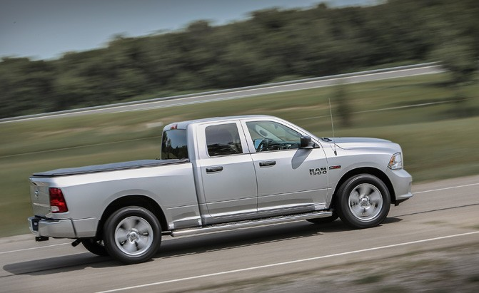Ram 1500 Diesel Production Resumes Despite No Certification ...