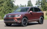 Volkswagen Touareg Killed from US Lineup