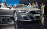 Tech-Filled 2018 Audi A8 Debuts With Robust Self-Driving Suite