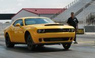 2018 Dodge Challenger SRT Demon Review and First Drive
