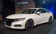 2018 Honda Accord Debuts With Turbo Engines, 10-Speed Transmission