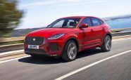 2018 Jaguar E-Pace Unveiled With Plenty of F-Type Influence