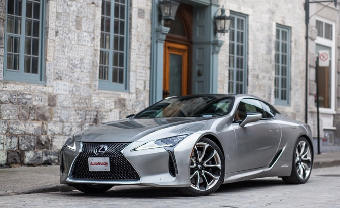Lexus Won T Build Plug In Hybrids Because Evs Are Better