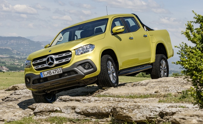 2018 bmw pickup truck. unique 2018 bmw says the mercedesbenz xclass is appalling for 2018 bmw pickup truck