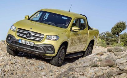 Mercedes X-Class Pickup Truck, BMW M8, Baby NSX Patents, Buick Regal GS and More: Weekly News Roundup Video